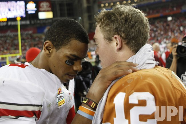 Fiesta Bowl, Texas vs Ohio State