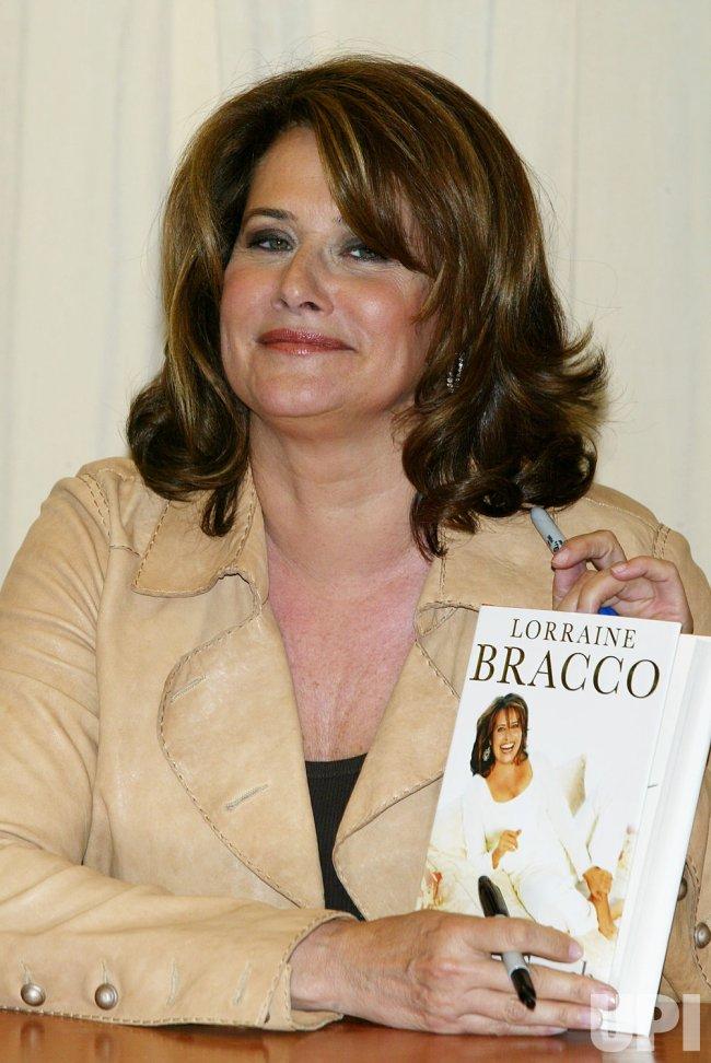 LORRAINE BRACCO BOOKSIGNING