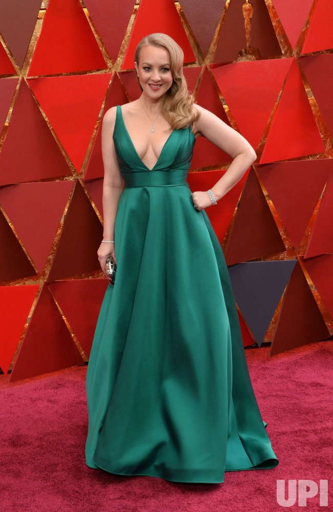Mclendon Covey Arrives For The 90th Annual Academy Awards In