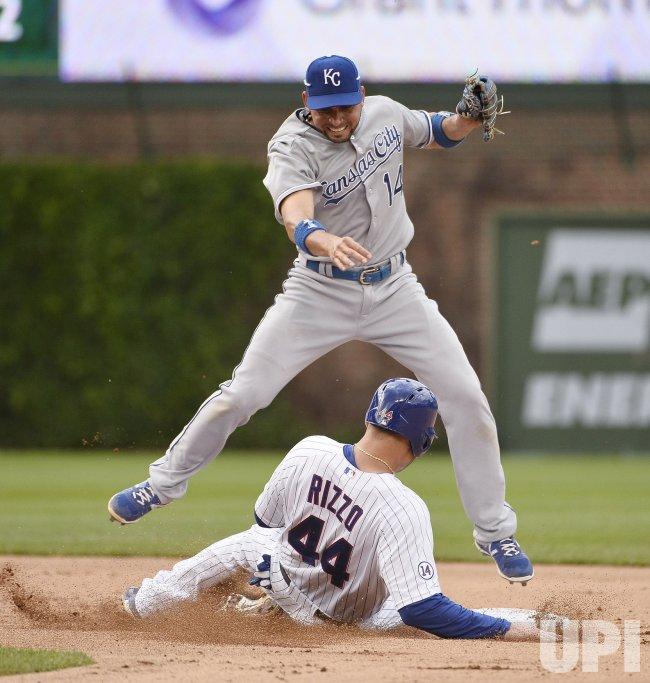 Kansas City Royals vs. Chicago Cubs