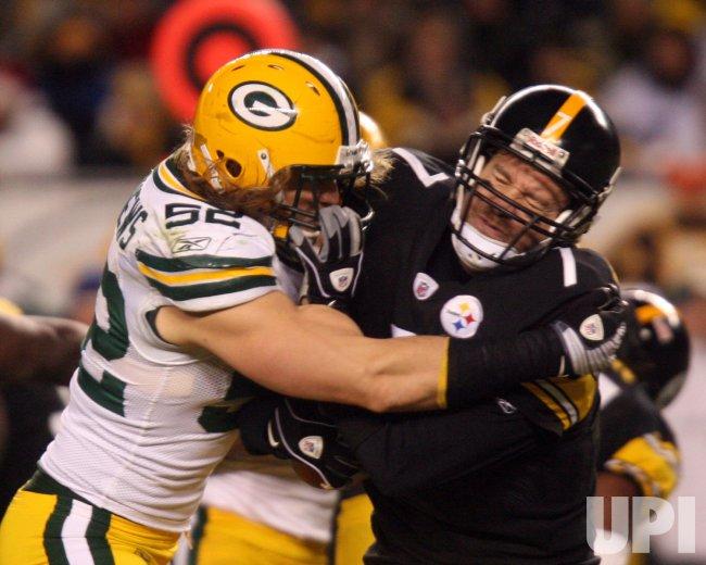 Pittsburgh Steelers vs Green Bay Packers