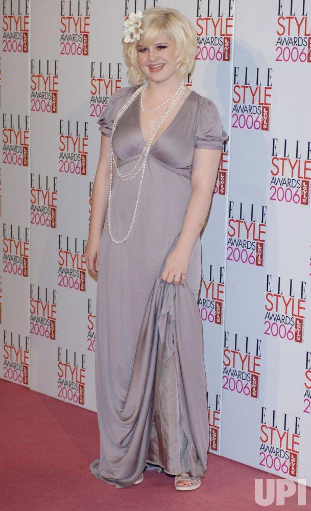 "SINGER KELLY OSBOURNE AT ""ELLE STYLE AWARDS"""