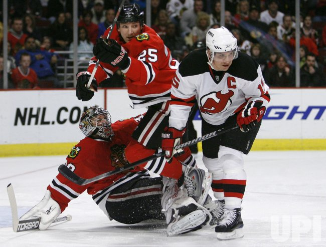 New Jersey Devils vs. Chicago Blackhawks
