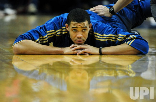Washington Wizards' JaVale McGee in Washington