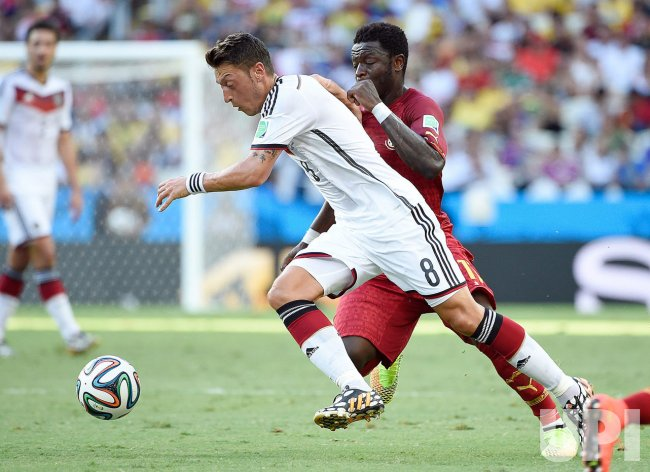 2014 FIFA World Cup Group G - Germany v Ghana