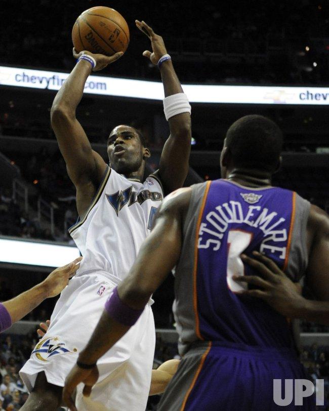 Phoenix Suns vs Washington Wizards