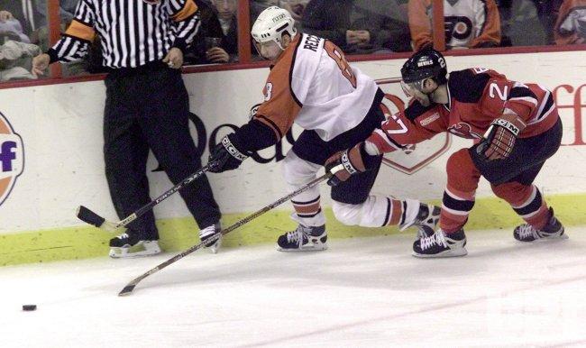 Philadelphia Flyers vs. New Jersey Devils