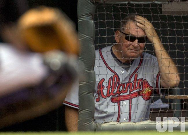 Atlanta Braves vs Colorado Rockies in Denver