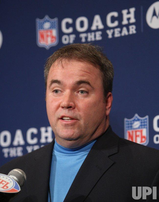 Motorola Coach of the Year named