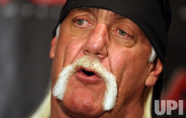 Hulk Hogan in St. Louis
