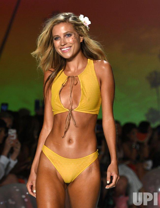 Designer Lolli Shows New Swimsuit At Funkshion Miami Swim Week