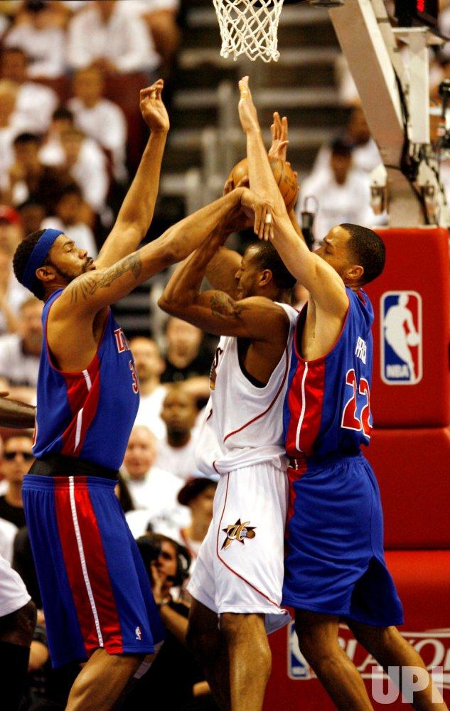 Detroit Pistons at Philadelphia 76ers