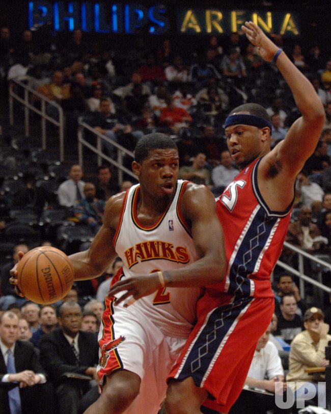 ATLANTA HAWKS VS NEW JERSEY NETS