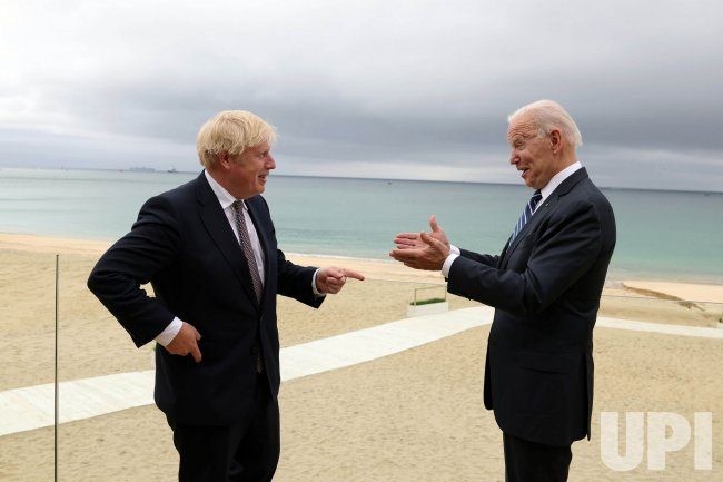 Prime Minister Boris Johnson Hosts the G7 Leaders Summit in Cornwall