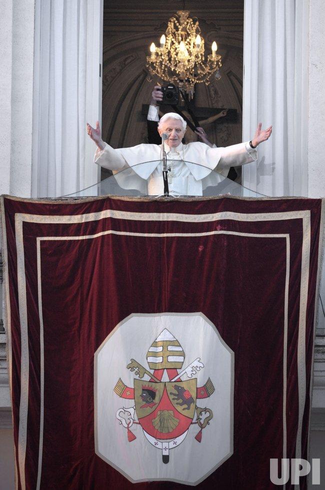 Pope Benedict XVI Last Day as Pope in Italy
