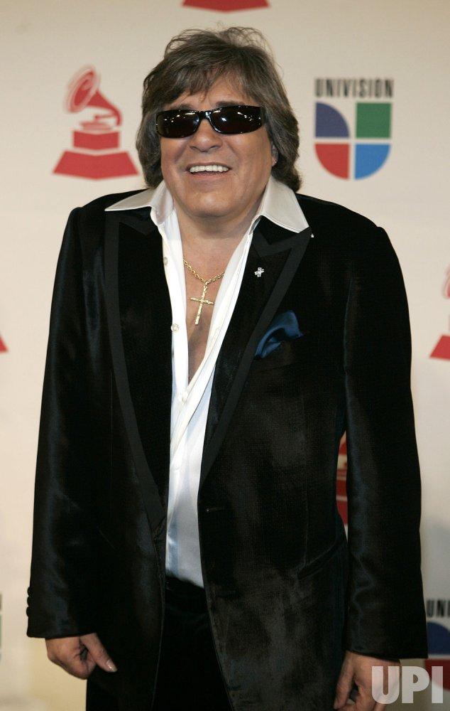 9th annual Latin Grammy Awards in Houston
