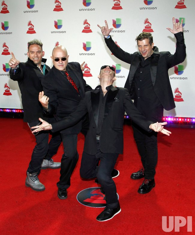 Los Pixel attends the 19th annual Latin Grammy Awards in Las Vegas