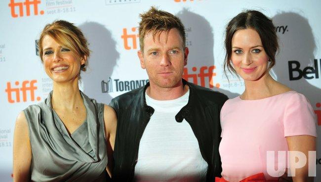 Emily Blunt, Ewan McGregor and Lynn Shelton attend ''Your Sister's Sister' premiere at the Toronto International Film Festival