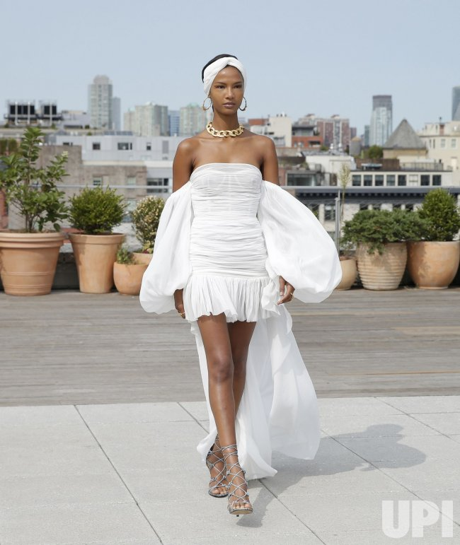 Bronx and Banco Fashion Show at Spring Studios in New York