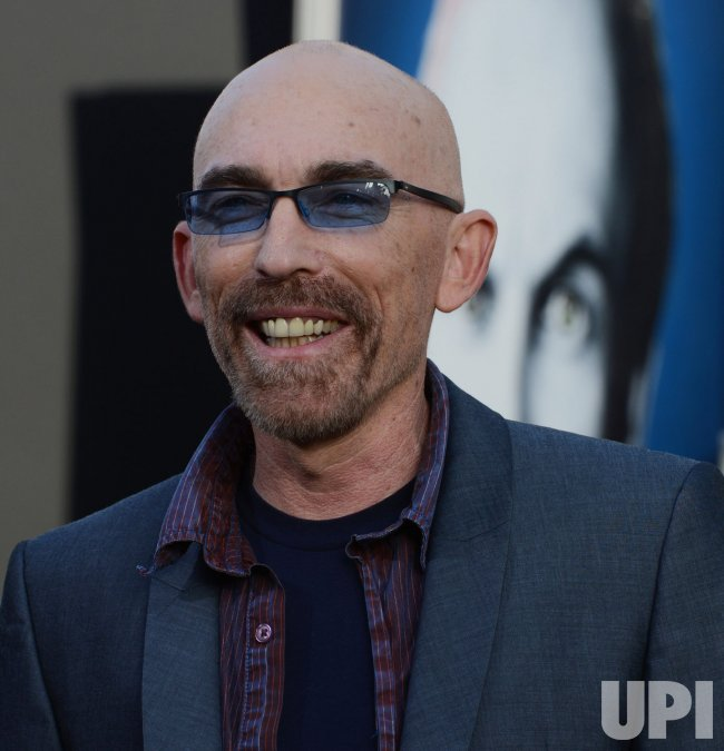 "Jackie Earle Haley attends the ""Dark Shadows"" premiere in Los Angeles"