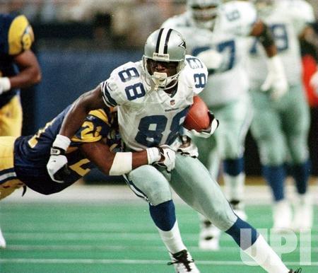 St. Louis Rams vs Dallas Cowboys football