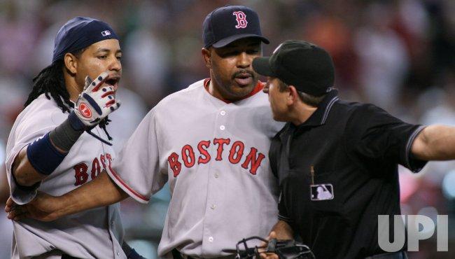 BOSTON RED SOX VS ARIZONA DIAMONDBACKS