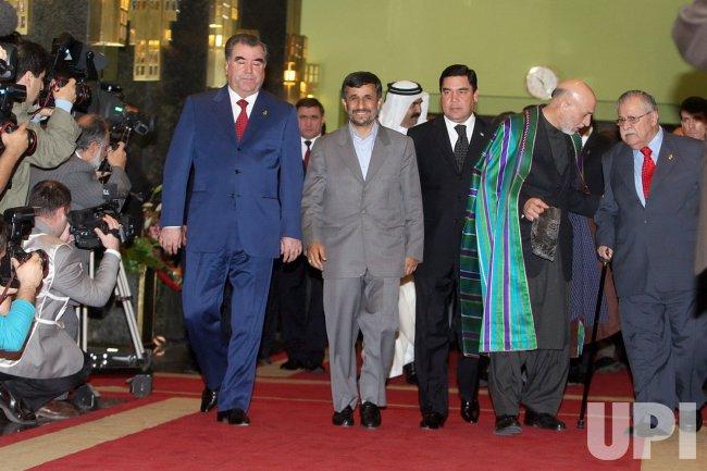 Economic Cooperation Organization meets in Tehran