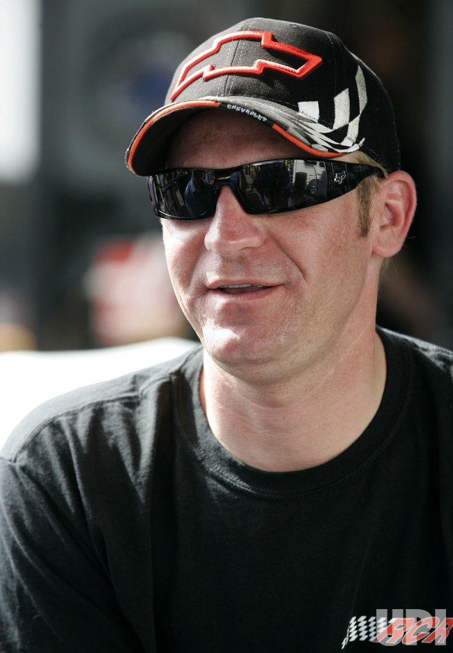 NASCAR Daytona 500 practice at Daytona Beach