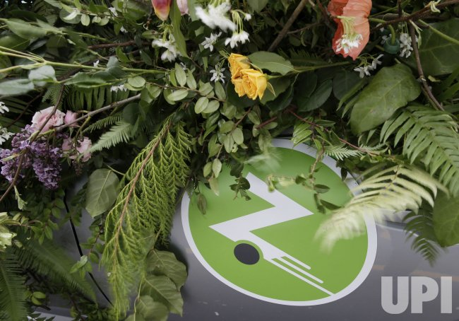Zipcar Hosts Carbon Display On Earth Day In New York