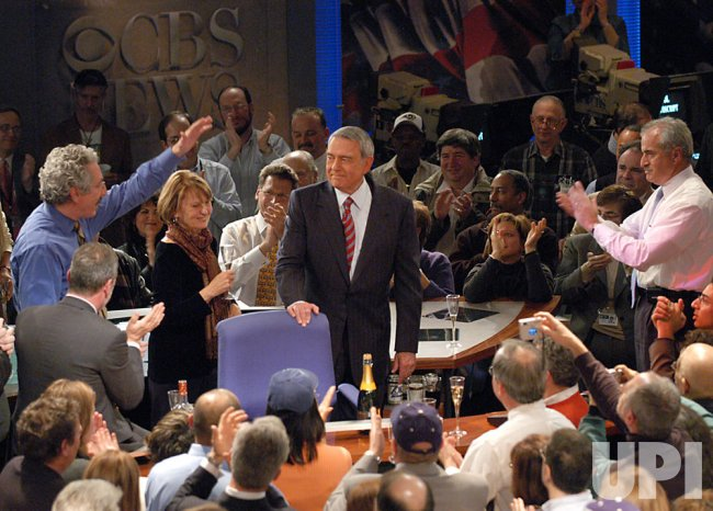 DAN RATHER RETIRES AS CBS EVENING NEWS ANCHOR