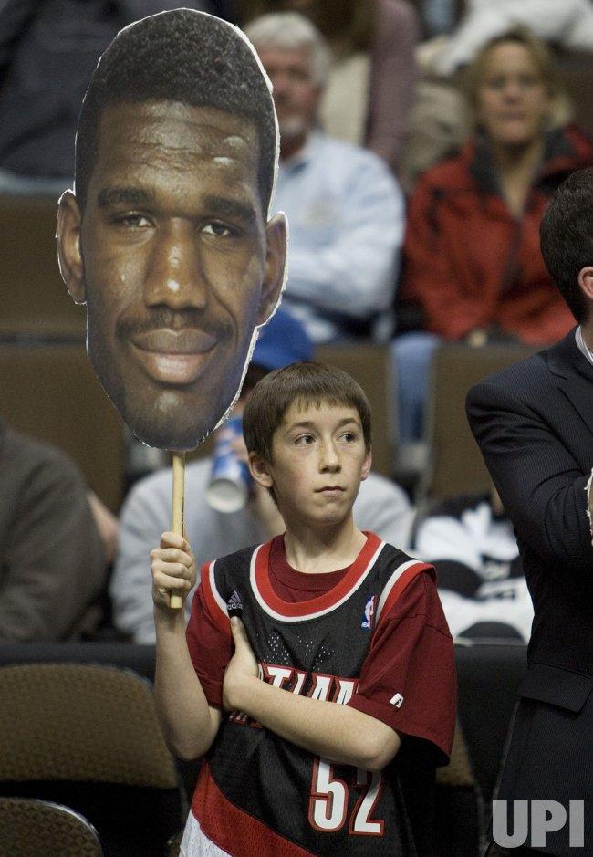 NBA Portland Trailblazers vs Denver Nuggets