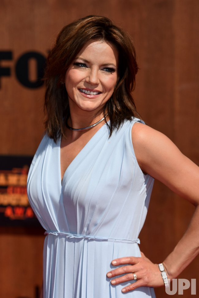 Martina McBride attends the American Country Countdown Awards in Inglewood, Calif.