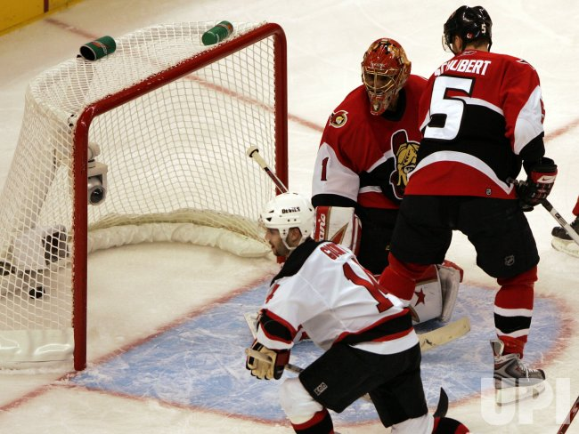NEW JERSEY DEVILS VS OTTAWA SENATORS IN EASTERN CONFERENCE SEMIFINALS