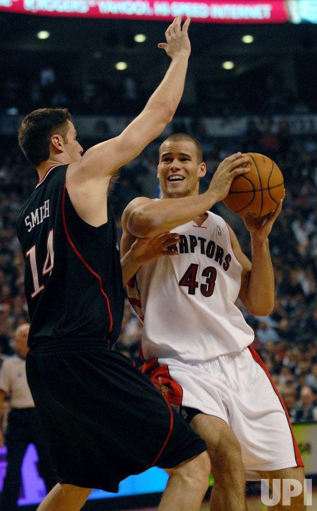 Toronto Raptors vs Philadelphia 76ers