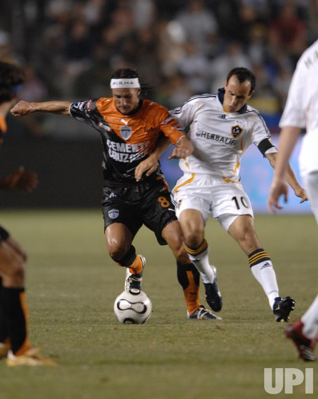 PACHUCA VS LOS ANGELES GALAXY