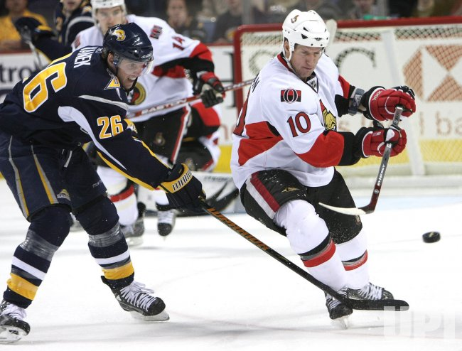 Buffalo Sabres vs Ottawa Senators