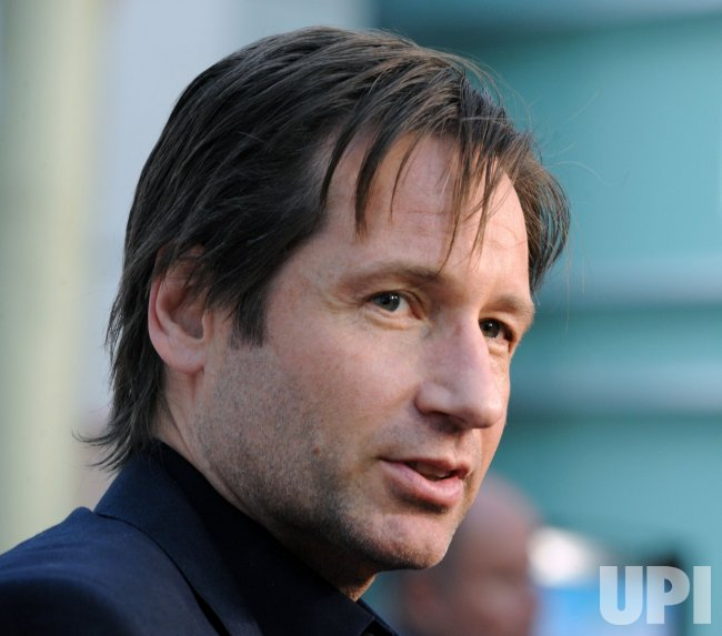 "David Duchovny attends ""The Joneses"" premiere in Los Angeles"
