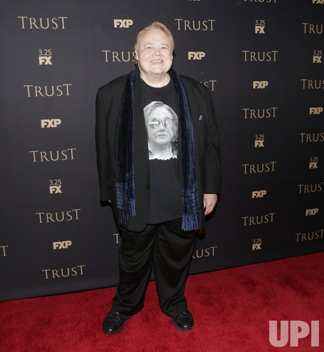 Louie Anderson at the 2018 FX Annual All-Star Party