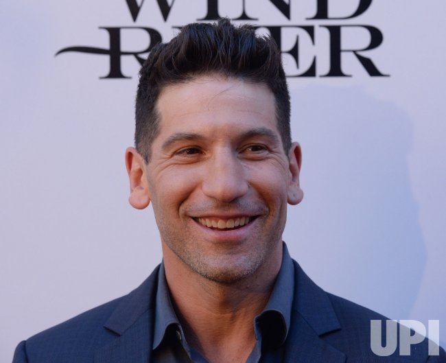 "Jon Bernthal attends the ""Wind River"" premiere in Los Angeles"