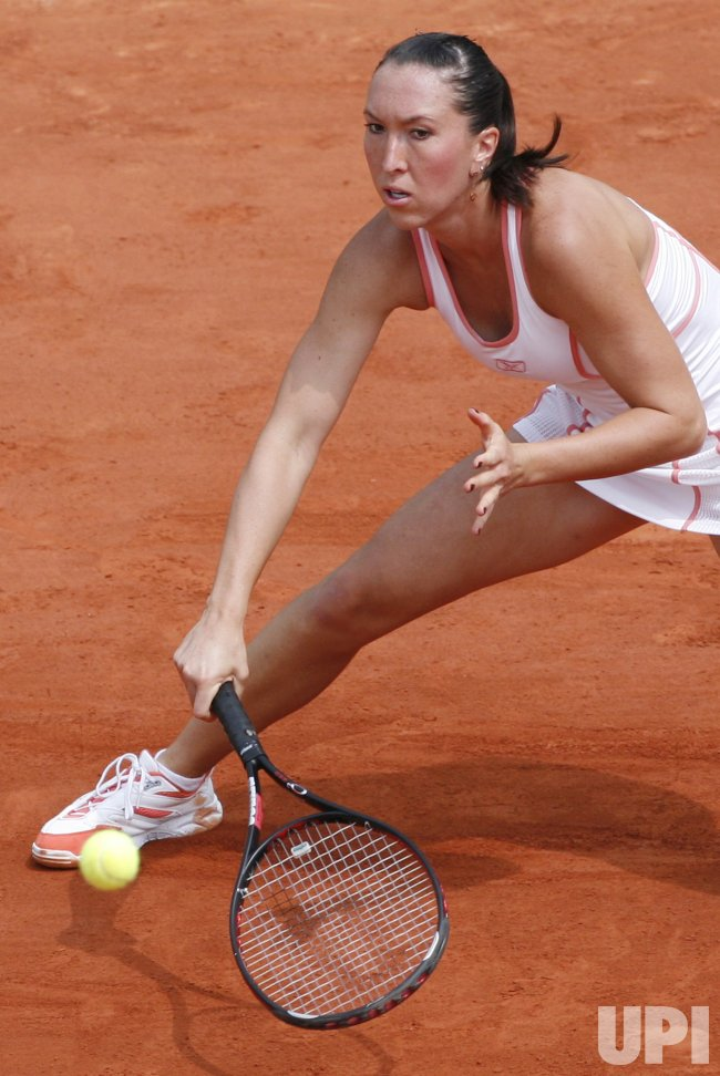 ROLAND GARROS TENNIS TOURNAMENT IN PARIS