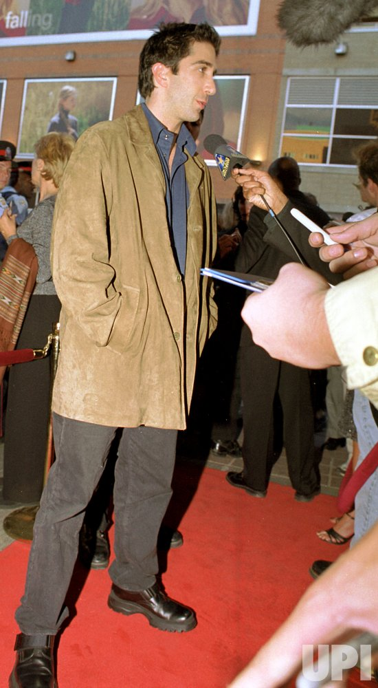 Actor David Schwimmer at the Toronto International Film Festival