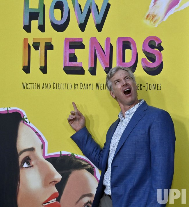 """Rob Huebel Attends the """"How It Ends"""" Premiere in LA"""