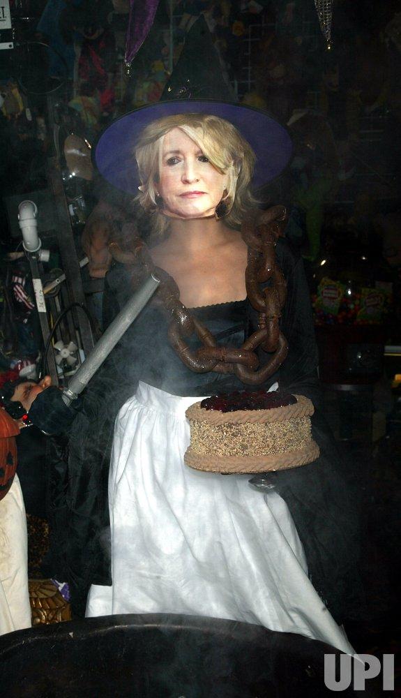 Abracadabra Superstore Unveils Martha Stewart Halloween Costume