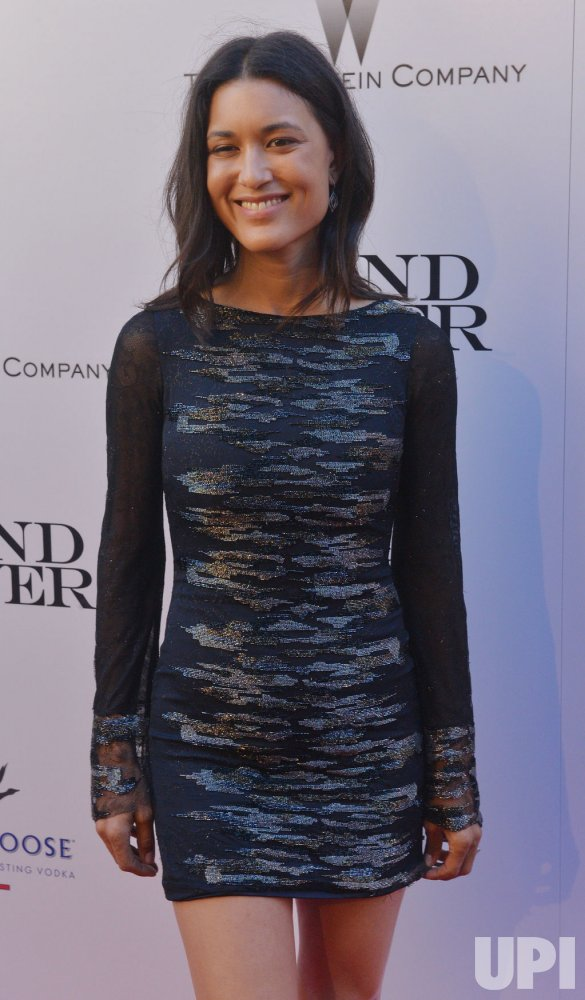 "Julia Jones attends the ""Wind River"" premiere in Los Angeles"