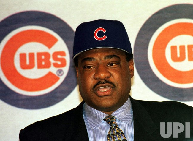 New Cubs manager Don Baylor
