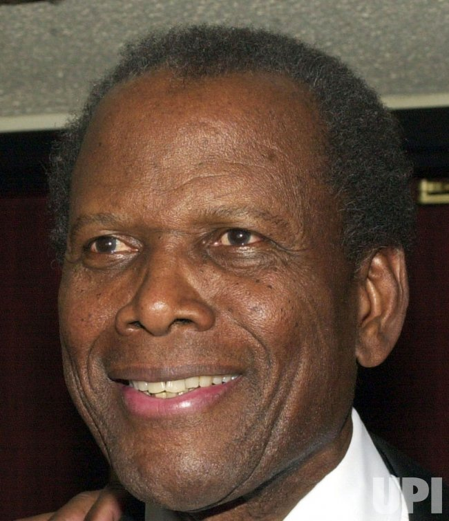SIR SIDNEY POITIER HONORED