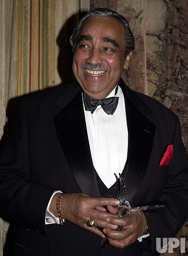 Congressman Charles Rangel honored by the Directors Guild of America