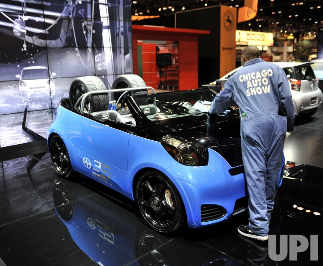 Pit Boss Cartel iQ Displayed at Chicago Auto Show
