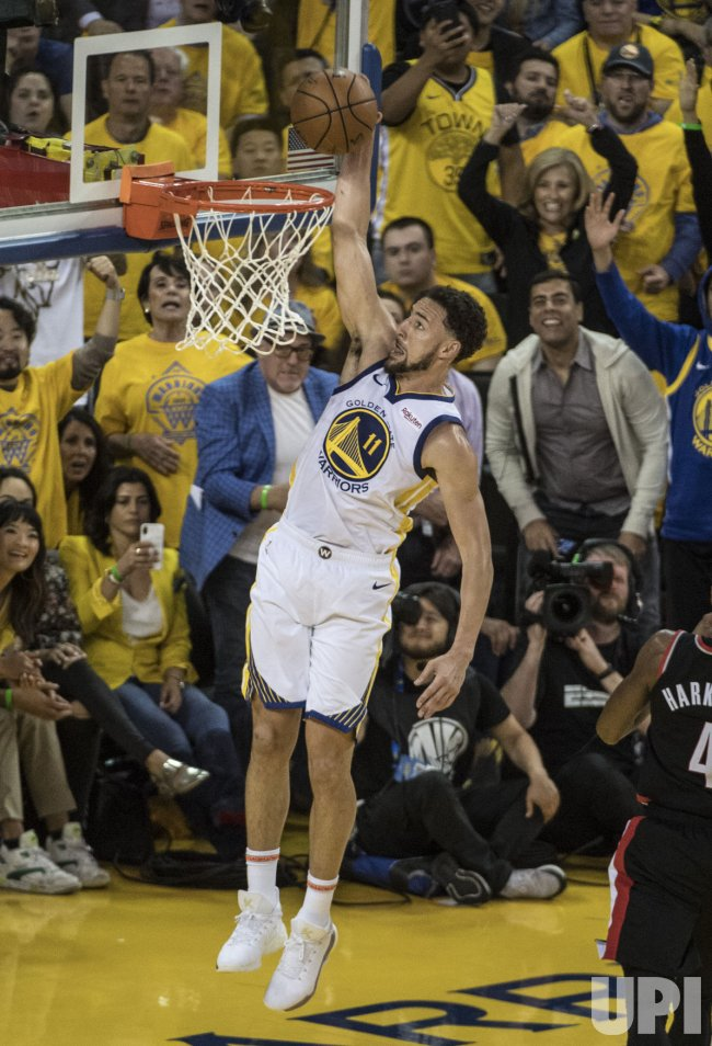 warriors-trail blazers - photo #8