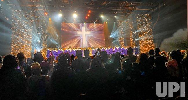 The 21st Super Bowl Gospel Celebration during Super Bowl week in Miami